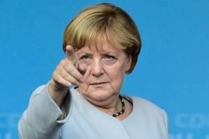 Меркель сделала заявление по противостоянию Трампа и Северной Кореи