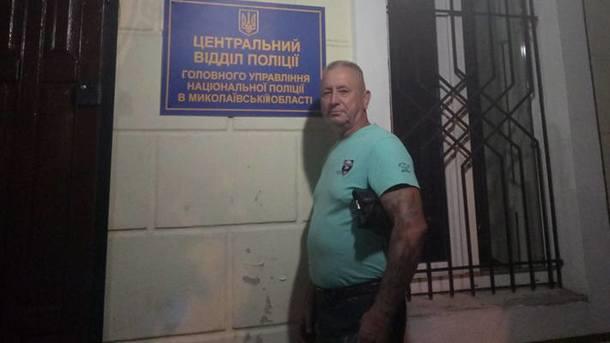 Активист партии «Свобода» ранил преступников, залезших вего дом