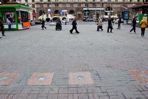 Аллея звезд в Киеве: куда исчезли таблички знаменитостей