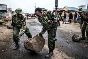 Улицы Кении превратились в поле боя после президентских выборов