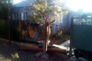 Боевики устроили теракт в Новолуганском