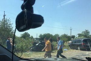 Жуткое ДТП под Херсоном: погибли четыре человека
