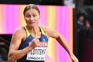 Анна Плотицына не попала в финал в беге на 100 метров с барьерами на ЧМ в Лондоне