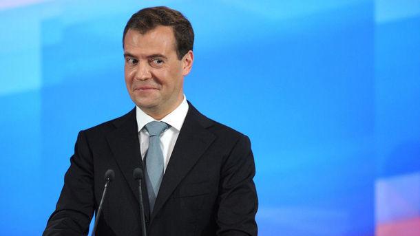 Дмитрий Медведев. Фото: belive.ru