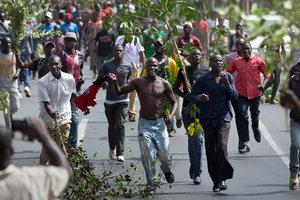 Протесты в Кении: полиция убила 11 человек