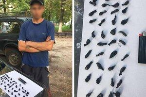 В Борисполе на территории школы распространяли наркотики