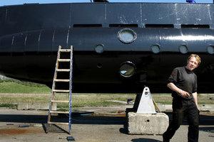 В Дании владельца затонувшей частной подлодки заподозрили в убийстве