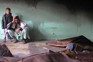 Артобстрел в Афганистане: погибли 10 детей