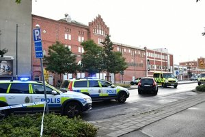 В Швеции мужчина открыл стрельбу по людям, есть пострадавшие