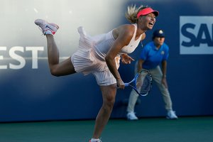 Отбывшая дисквалификацию за допинг Мария Шарапова снялась с турнира