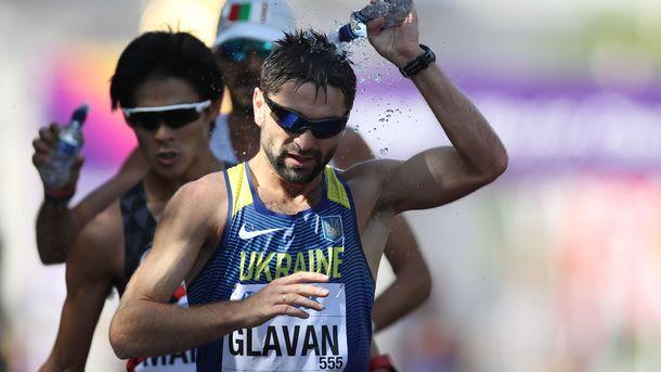 Француз Дини одержал победу  чемпионат мира поспортивной ходьбе на50км