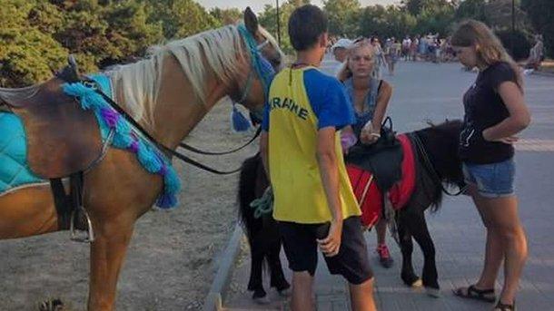 Смелый поступок украинского патриота в Крыму взбудоражил сеть