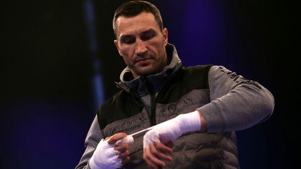 Владимир Кличко ушел из бокса. Фото AFP