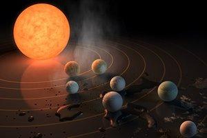 NASA обнаружили звезду в два раза старше Солнечной системы
