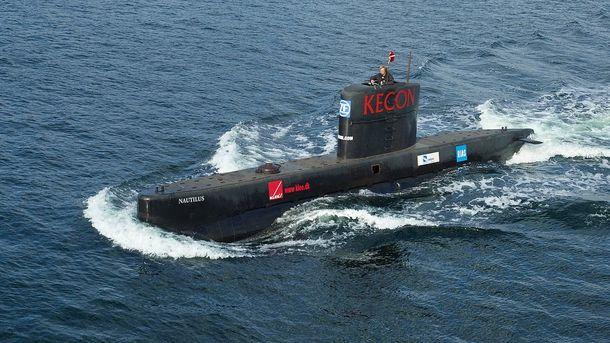 Подводная лодка Наутилус. Фото: Википедия