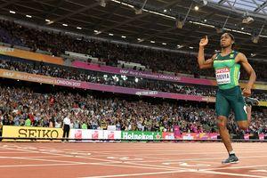 Кастер Семеня стала чемпионкой мира в беге на 800 метров
