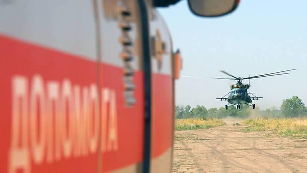Около Песков подорвался украинский военный— штаб АТО
