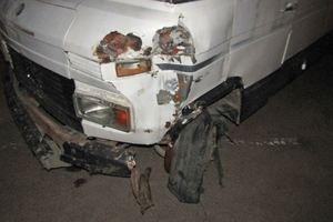 Водитель микроавтобуса устроил смертельное ДТП и скрылся