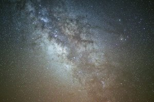 """""""Хаббл"""" сфотографировал две галактики, разорвавших друг друга"""
