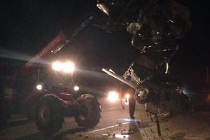 Подробности жуткого ДТП на трассе Киев-Одесса: погибли трое, четверо пострадали