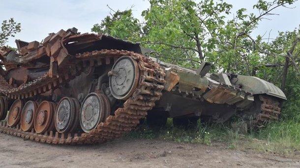Превосходная новость: как вАТО расправились с«наследством» боевиков