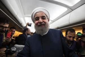 Президент Ирана рассказал, чем миру аукнутся американские санкции против Тегерана