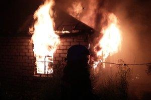 Под Киевом в пожаре погиб 16-летний мальчик