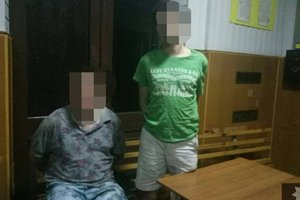 В Харькове пьяные пассажиры авто избили копов