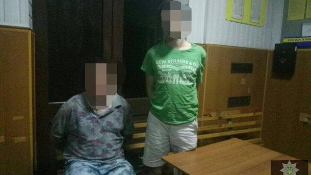 В Харькове пьяные пассажиры авто избили копов (10.70 20) 732289b9484f8