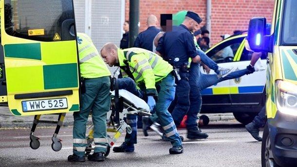 Один человек умер в итоге стрельбы впригороде Стокгольма