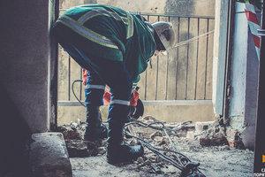 В результате обвала балкона в Мариуполе погиб молодой парень