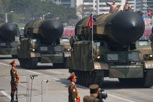 """Южная Корея хочет участвовать в принятии """"военных решений"""" против КНДР"""