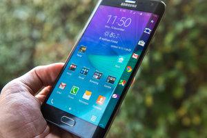 Samsung запатентовала Galaxy Note с алкотестером