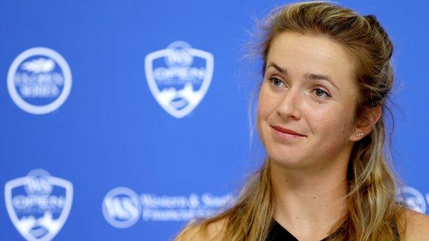 Леся Цуренко вышла во 2-ой круг турнира вЦинциннати