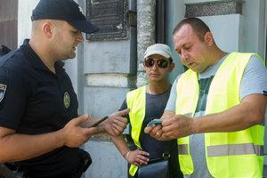 В Киеве на парковках активизировались мошенники