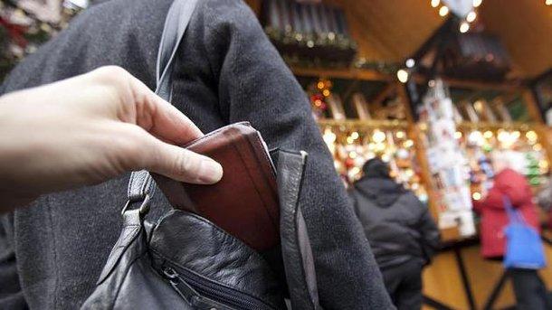 Женщину ограбили в центре Львова. Фото: focus.de