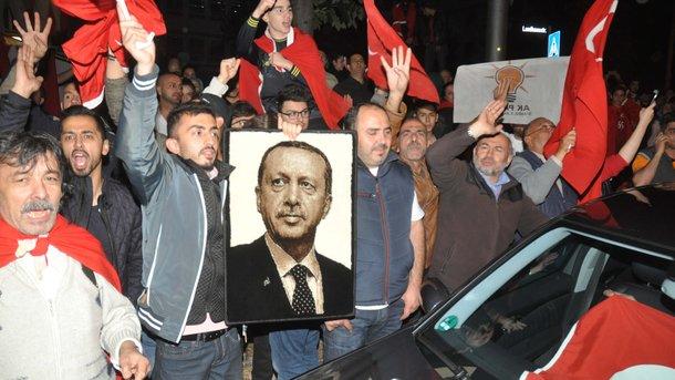 Турецкий министр: Берлин неможет отдельно определять политику всего европейского союза