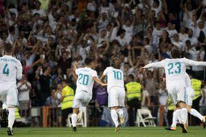 """Как """"Реал"""" без Роналду с """"Барселоной"""" в Суперкубке разбирался. Видео голов и обзор матча"""