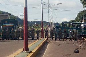 При штурме тюрьмы в Венесуэле погибли больше 35 человек