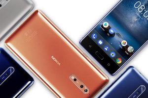 Производители анонсировали новый флагман Nokia