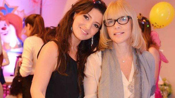 Вера Глаголева и Жасмин