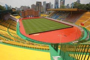 Китайский клуб перекрасил стадион по фэншую и выиграл пять матчей подряд