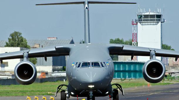 Ан-178. Фото: milnavigator.com
