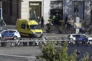 Полиция застрелила второго соучастника теракта в Барселоне - СМИ