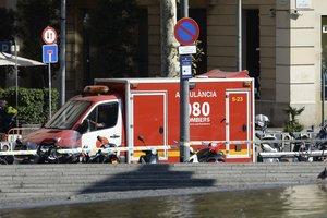 """""""Исламское государство"""" взяло на себя ответственность за теракт в Барселоне"""