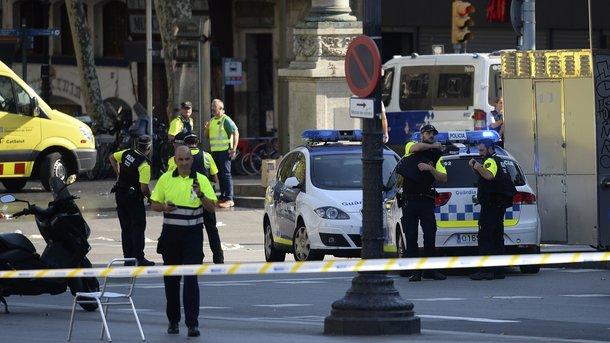 Франция усилила пограничный контроль сИспанией после терактов