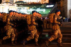 В военном параде в Киеве примут участие более 230 военнослужащих иностранных государств – Бирюков