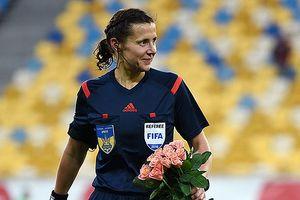 Украинка Екатерина Монзуль будет судить мужской чемпионат мира по футболу