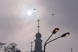В Киеве зашкаливает загрязнение воздуха: где тяжело дышать