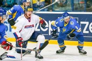 Два игрока сборной Украины сдали матч чемпионата мира по хоккею - СМИ